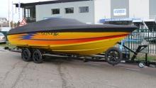 Freewheel 3514 GT-K Donzi boot