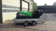 Weijer WPH transporter voor Greenkiller