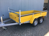 Anssems BSX 2500kg RAL gespoten