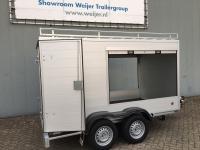 Weijer WG bakwagen met rolluiken