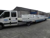Weijer B-E oplegger t.b.v. eigen transport