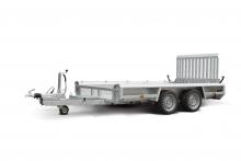 Henra aktie minigraver transporters