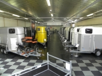 Showroom Weijer Trailer Group