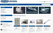 Nieuwe webshop Weijer Trailer Group