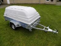 Respo bagagewagen 750kg