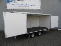 Weijer plateauwagen speciaalbouw